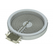 Foyer radiant 1200W (diam 145mm)