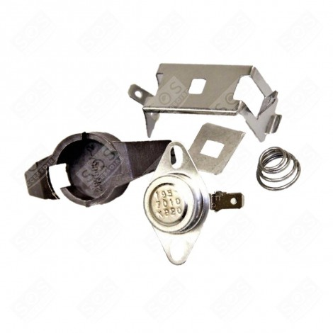 KIT THERMOSTAT GAUFRIER, CROQUE-MONSIEUR - TS-01036000