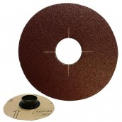3SL floor polisher medium / coarse abrasive pad (x1)