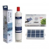 Pack with 1x MICROBAN 481248048172 filter + 1x SBS002 481281729632 filter