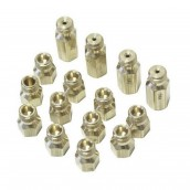 Natural gas/town gas injector kit