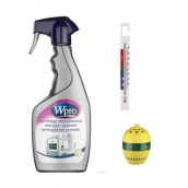Thermometer + odour absorber + cleaner kit