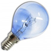 Blue bulb (small base) for fridges or freezers
